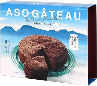 あそりんどう 阿蘇 ガトーショコラ プレーン 直径約12cm ケーキ 常温