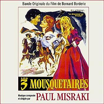 Les trois mousquetaires : la vengeance de Milady (Bande originale du film de Bernard Borderie)