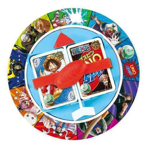 ゲーム ウノワンピース ログスピン (BDV98)