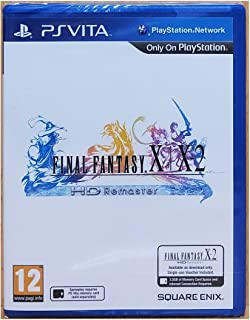 Final Fantasy X | X2 HD Remaster (Playstation Vita) UK Version
