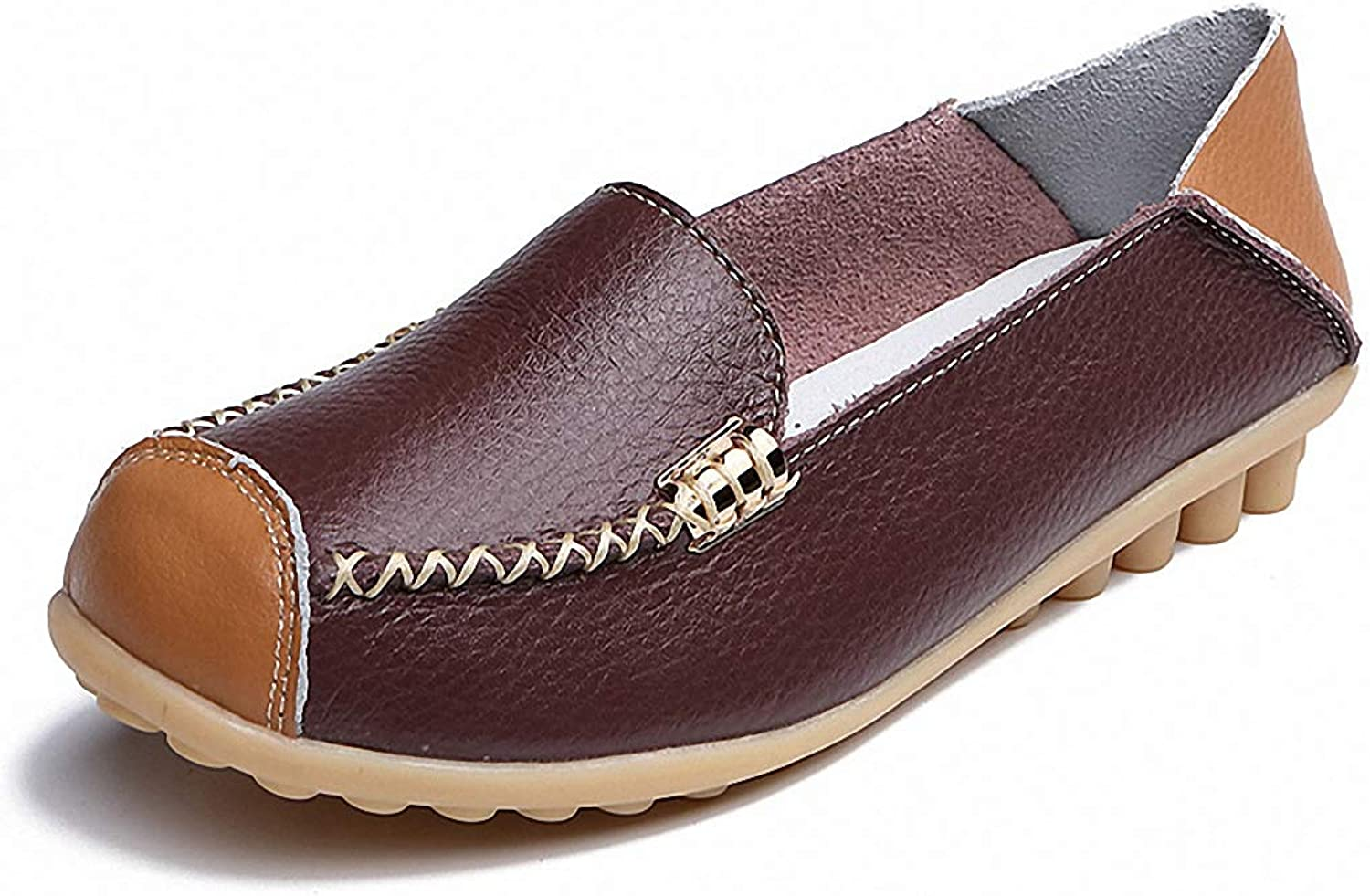 YoCool Women's Slip On Casual shoes Loafer Boat shoes Penny Mocassins 3592