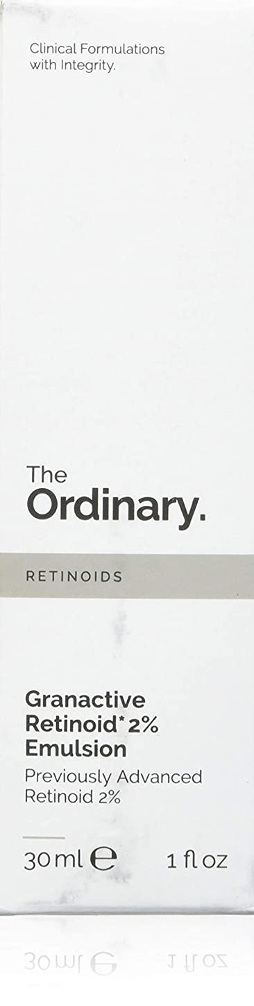 バルブスーパー主観的The Ordinary Granactive Retinoid 2% Emulsion