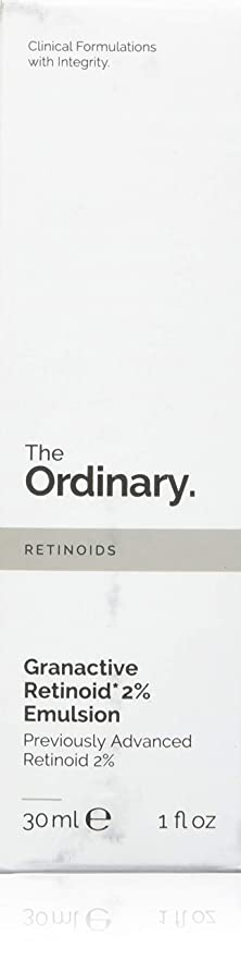 ローラー法医学怒っているThe Ordinary Granactive Retinoid 2% Emulsion