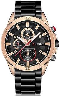 Mens Watches Luxury Quartz Watch Fashion Casual Business Watch Male Wristwatches Quartz-Watch