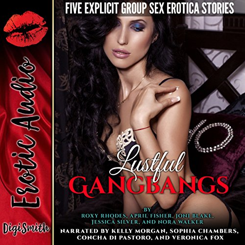 Lustful Gangbangs cover art