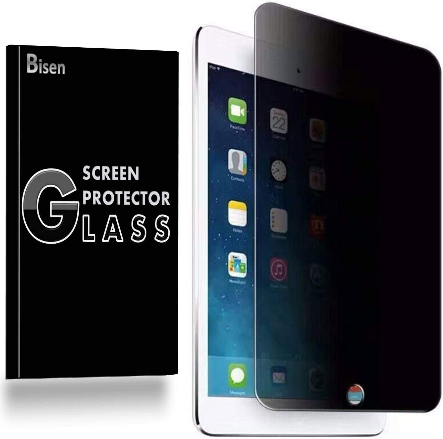 BISEN Fit for iPad 9.7 2018 and Privacy S 2 Air 2017 Cheap shopping SALE Start 1