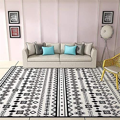 Yuzha National Style Dornier tapijt voor woonkamer, huis, slaapkamer, bank, salontafel, ondervloer