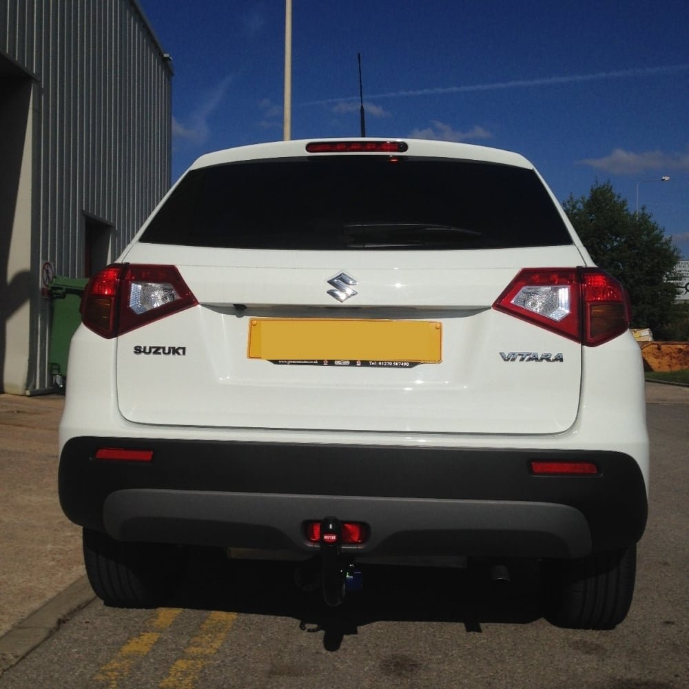 2013-09//2019 Witter Towbars SU39Q Detachable Swan Neck Towbar for Subaru Forester SUV