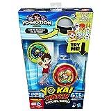 Yo-Kai B7496 – Reloj Model Zero – 2 medallas exclusivas Incluidas – Yo-Motion Technology – Juguete de exploración de Roles