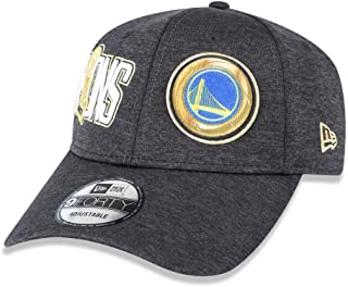 New Era Golden State Warriors 9FIFTY 2017 NBA Finals Champions Adjustable Snapback Hat/Cap