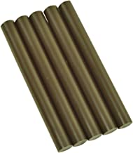 GlueSticksDirect Brown Dark Chocolate Colored Glue Sticks 7/16