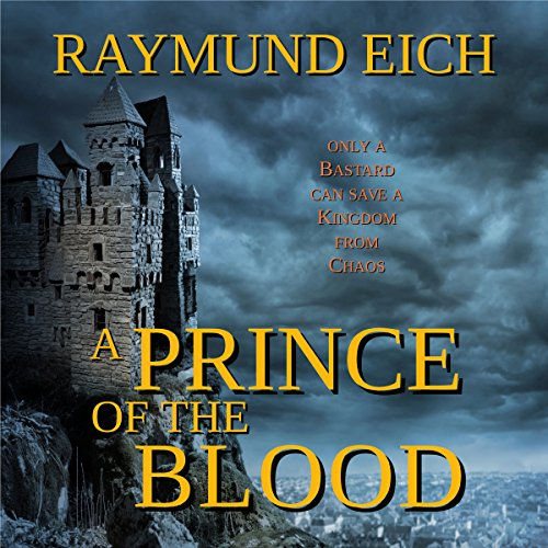 A Prince of the Blood audiobook cover art