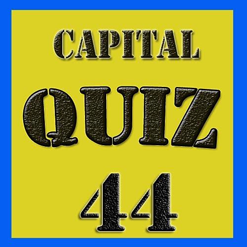 Capital Quiz 44