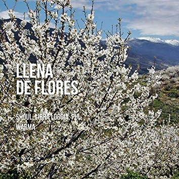 Llena de Flores