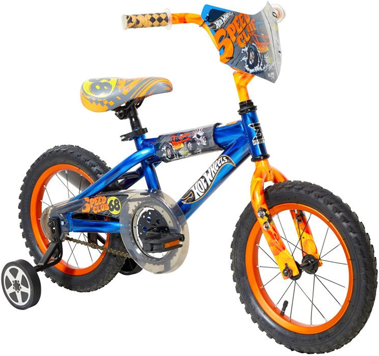Hot Wheels Dynacraft Bike, bluee, 14