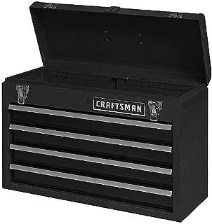 Best craftsman 4-drawer portable chest - black wrinkle Reviews