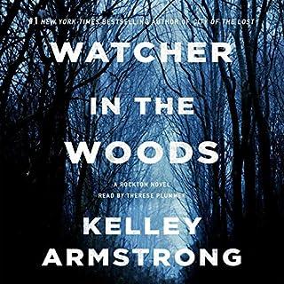 Watcher in the Woods audiobook cover art