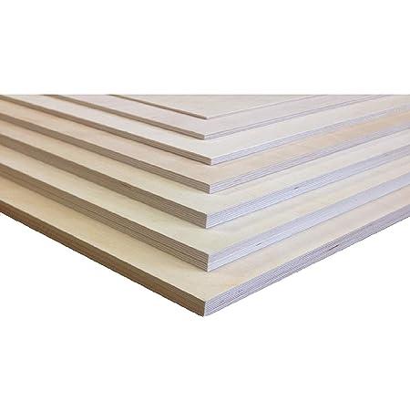 60x80 cm 5mm Sperrholz-Platten Zuschnitt L/änge bis 150cm Birke Multiplex-Platten Zuschnitte Auswahl