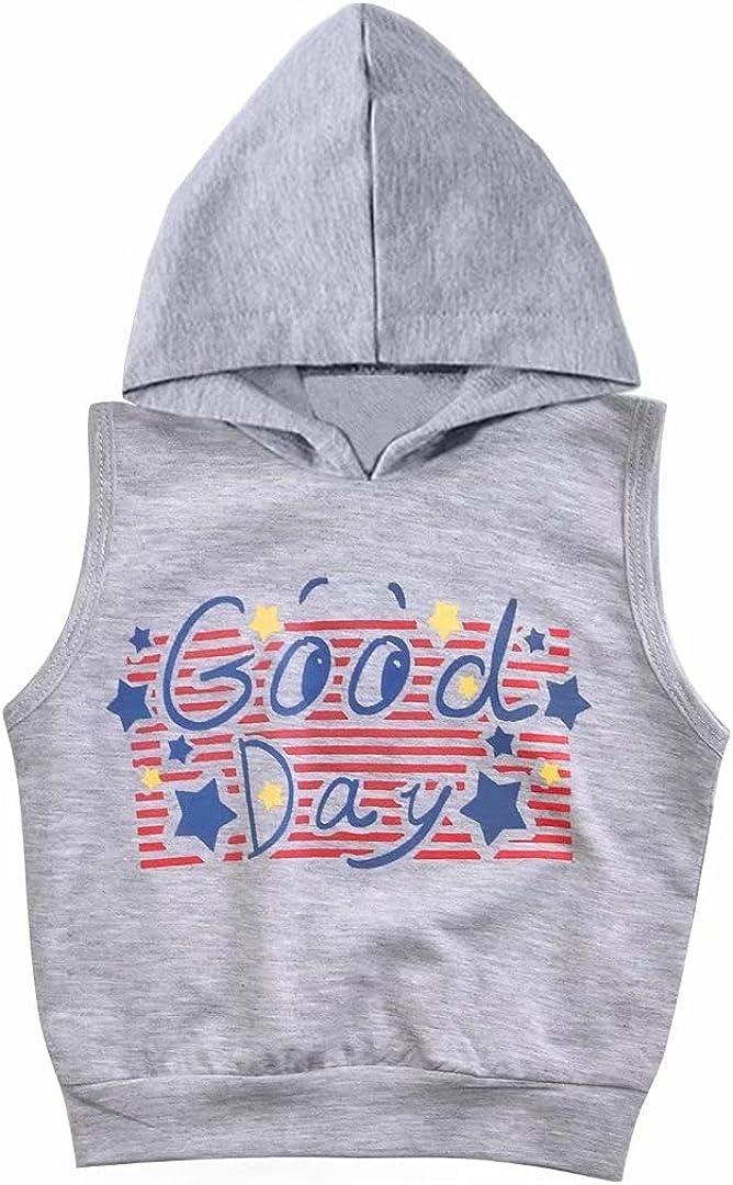 innqeebvby Baby Sleeveless Tank Tops Cotton T-Shirt Infa Toddler Free Shipping New Milwaukee Mall