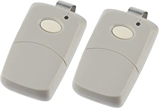 2 Replacement for Multicode Linear 3089 Garage Door Remote Gate Opener (308911, MCS308911 300mhz)