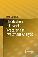 Introduction to Financial Forecasting in Investment Analysis