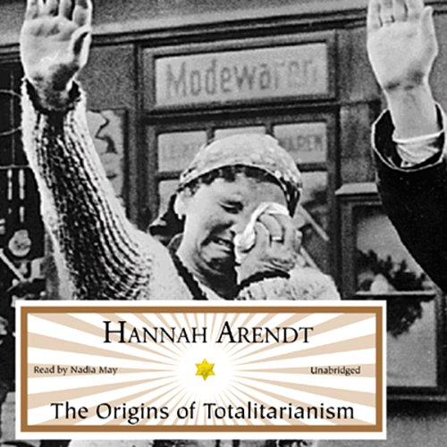 Couverture de The Origins of Totalitarianism