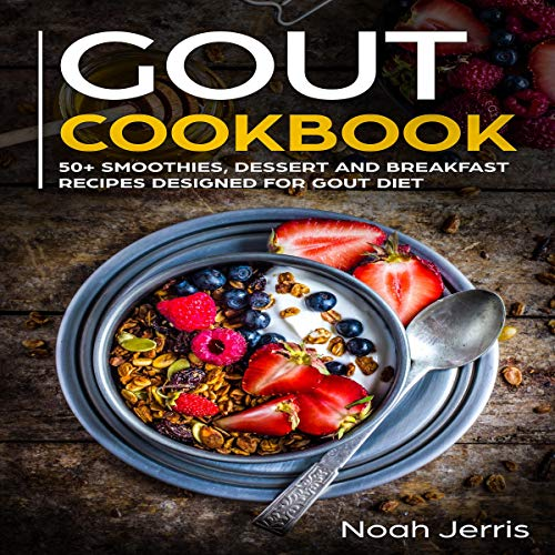 Gout Cookbook  By  cover art