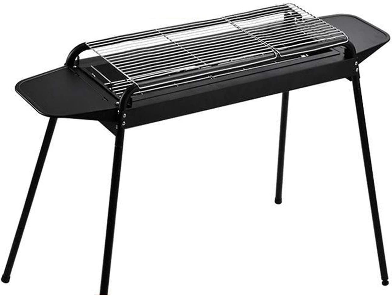 New arrival XBSJB Charcoal BBQ Max 40% OFF Tabletop Outdoor C Smoker Stainless Steel