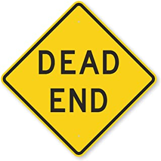 Best dead end street ahead sign Reviews