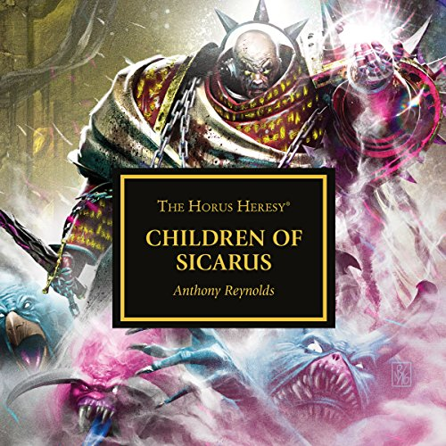 Children of Sicarus audiobook cover art