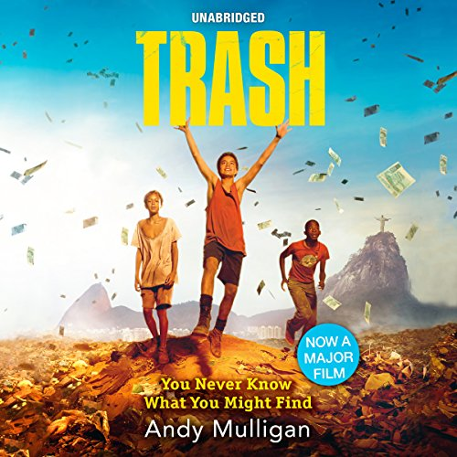 Trash audiobook cover art