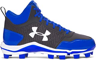 Under Armour Heater Mid TPU Jr Baseball Shoes (1279395)