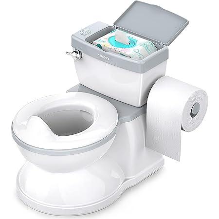 ADOVEL Bebe Toilette pour Enfant, Petit pot pour Apprentissage de la Propreté