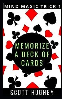 Memorize A Deck of Cards (Mind Magic Trick)