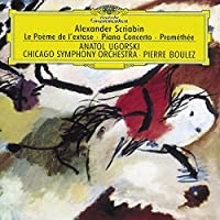 Poeme De L'Extase / Piano Concerto / Promethee by UGORSKI / CHICAGO SYM ORCH / BOULEZ (1999-07-20)