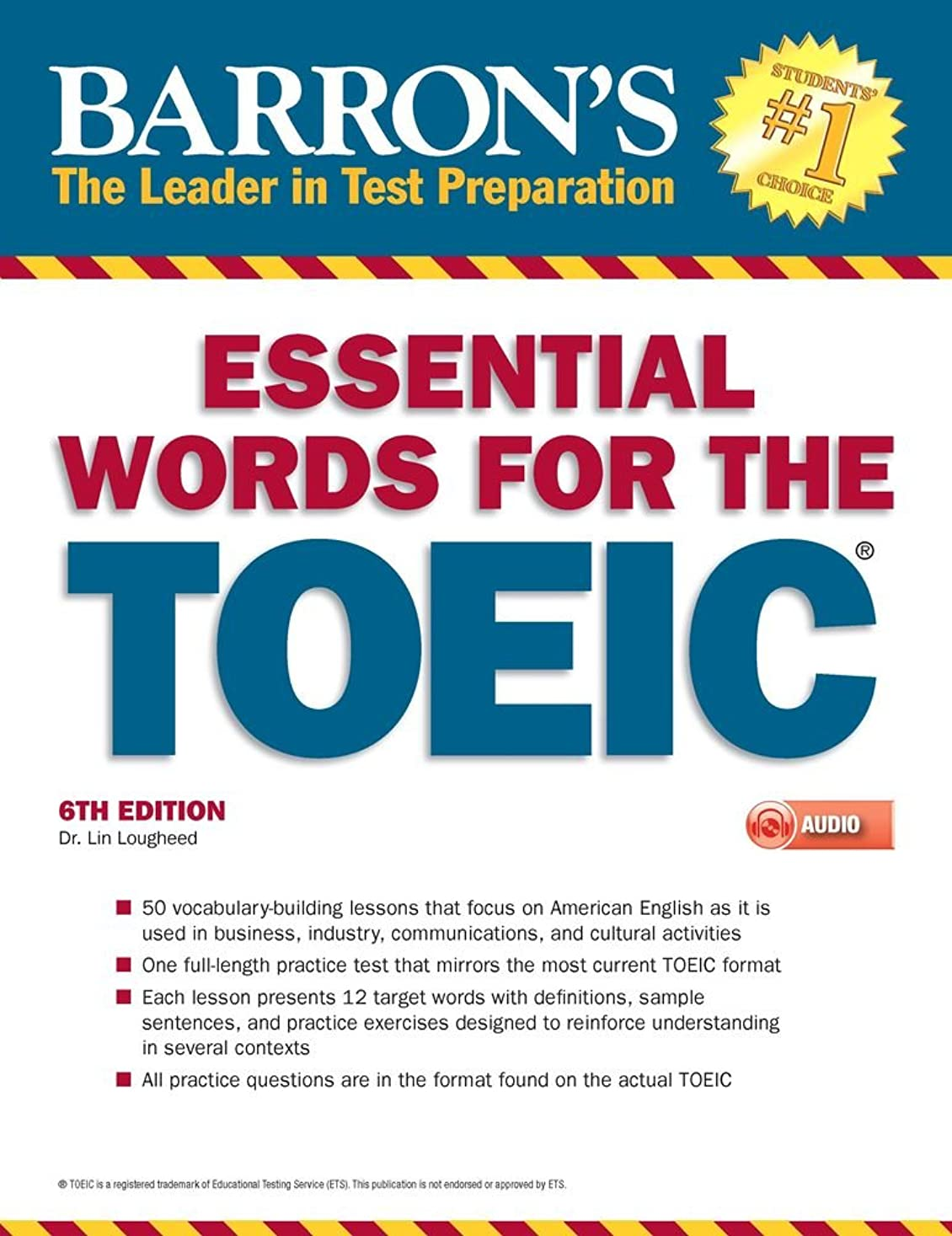 原告翻訳ベイビーEssential Words for the TOEIC with MP3 CD