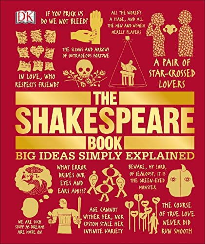 The Shakespeare Book: Big Ideas Simply...