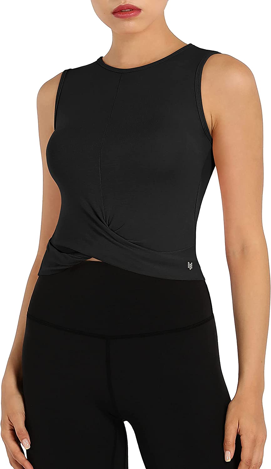 ODODOS Women's Long Sleeve Crop Tops Fitted Manufacturer regenerated product Max 79% OFF See Slim Through Cro
