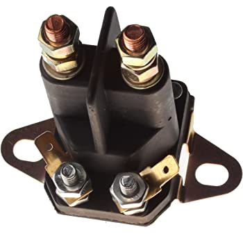 Briggs and Stratton Standard Quality Heavy Duty Efficient Starter Solenoid