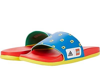 adidas Kids Adilette Comfort (Toddler/Little Kid/Big Kid)