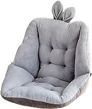 Homyl Conforto almofada Semi-Fechado de Uma Almofada Do Assento para o Alívio Da Dor de Alta para Trás Da Cadeira Do Escri...