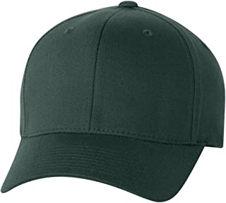 Flexfit Silver Wooly Combed Stretchable Fitted Cap Kappe Baseballcap Basecap