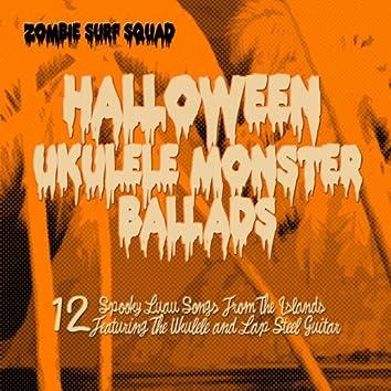 Halloween Ukulele Monster Ballads