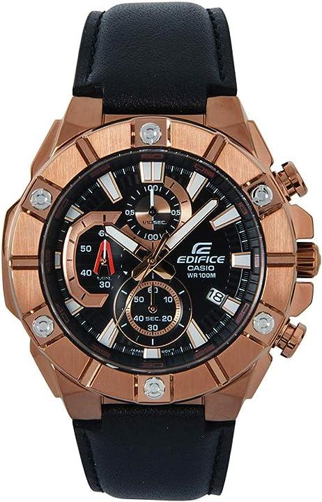 orologio da uomo casio edifice efr-569bl-1avuef
