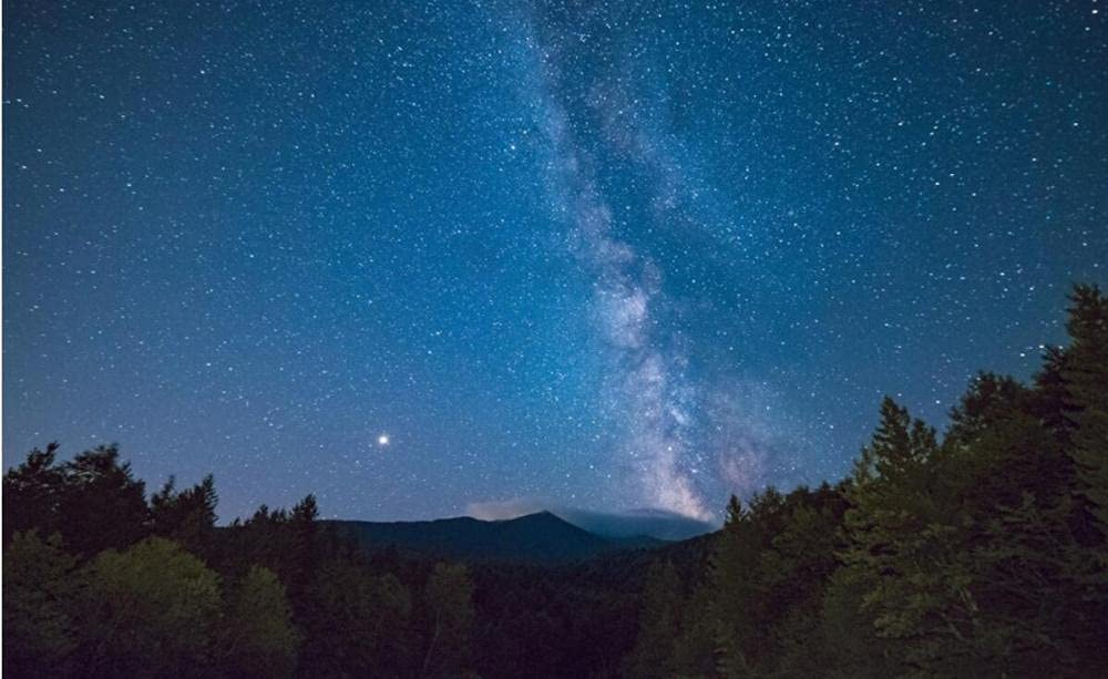 YHKTYV Mountain Forest Starry Sales of SALE items from new works Sky Puzzles for Map Adults Brand new Jigsaw