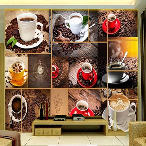 Preisvergleich Produktbild XZDXR 3D Foto Exquisite Dreidimensionale Tapete Kaffee Tv Wanddekoration Studio Korridor Wandbild Benutzerdefinierte Tapete,  250X175Cm