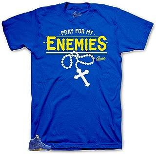 Tee Shirt Match Jordan 5 Laney Varsity Royal - Enemies Sneaker Tee