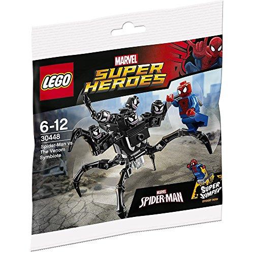 LEGO, Marvel Super Heroes, Spider-Man vs. the Venom Symbiote (30448)Bagged Set