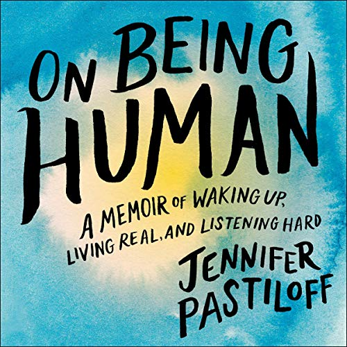 On Being Human audiobook cover art