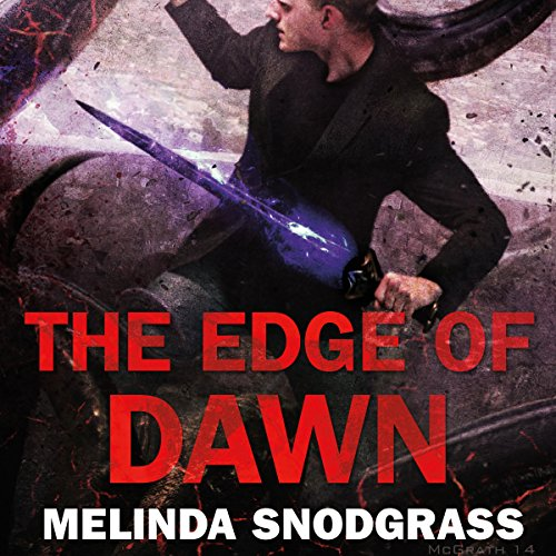 The Edge of Dawn audiobook cover art